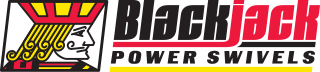 Blackjack Power Swivels Logo